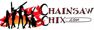 Chainsaw Chix Logo